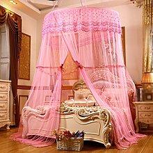 Nets, Verschlüsselung, spitze, runde Spitze, Durchmesser 1,5 Decke, Heimtextilien Bett , 2 , 1.8m