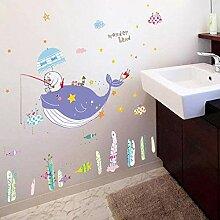 Nette Cartoon Aufkleber Kinderzimmer Kindergarten