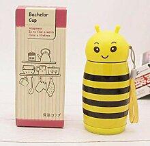 Nette intelligente Honigbiene
