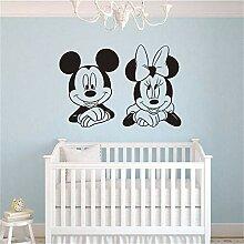 Wandsticker Mickey Mouse günstig online kaufen | LionsHome