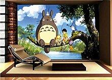 Netter Japanischer Anime Totoro Wandbild