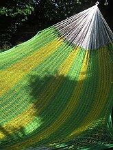 Netzhängematte, Mexikanische Hängematte Ipanema, Größe Mexi3 / Matrimonial / für 1-2 Personen