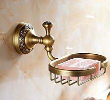 Netzwerk-/Antike Antike Soap Soap Dish/Continental Soap Box/Bad Seifenschale-B