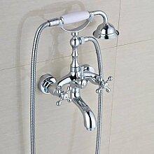 Neu Badezimmer Badewanne Waschbecken mit warmen