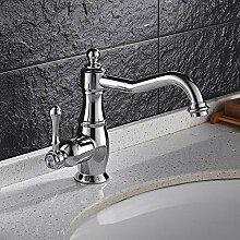 Neu Design einzigen Griff Küche Wasserhahn durch