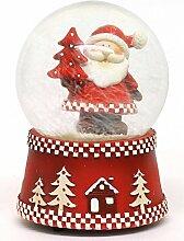 NEU Gisela Graham Snow Dome 30372, Spieluhr