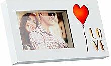 **NEU** LED Bilderrahmen, Love, ca. 26x14cm