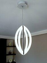NEU LED Hängelampe Hängeleuchte Lampe Leuchte TOP DESIGN- FELICIA H1 - 40W Led