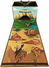NEU. Spielzeug Spielmatte Spielzeug Box Dinosaurier Plus Dinosaurier Spielzeug für Kinder