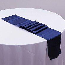 NEU Tischläufer, Bankett Hochzeit Weihnachten Party-Tischdecke mit 16Farben Free Size #16