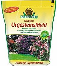 Neudorff UrgesteinsMehl 2,5 Kg mit Mineralen und