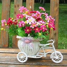 Neue 2020 Fahrrad Dekorative Blume Korb Neueste