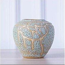 Neue chinesische Keramikvasen aus Steinzeug mit