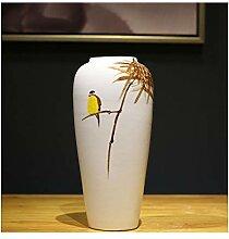 Neue chinesische keramische Vase Dekoration