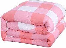 Neue Gewaschene Baumwolldecke Verblasst Nicht