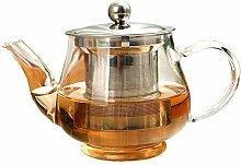 Neue handgemachte Teekanne mit Filter