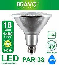NEUE IP65 Bravo Lighting PAR38 18W LED E27