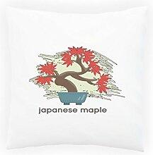 Neue Kiefer Bonsai Dekoratives Kissen, Kissenbezug