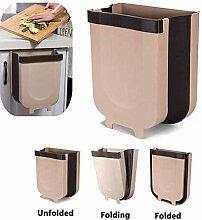 NEUE Küche Kompostbehälter Falten,
