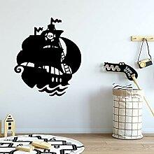 Neue Piratenboot Dekorative Aufkleber Wasserdichte