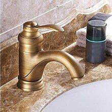 Neue Produkte Waschtischarmaturen Bronze
