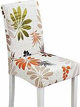 Neue Stylish 2 Stück Druck Stuhl Sets Elastic Stuhl Schonbezüge