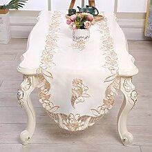 Neue Tischset-Tischdecke aus klassischem