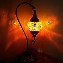 Neue Türkische besondere–Der Lampe/Lampe Glas-Marokko Tabelle des Schreibtisch-Lampe–MC16