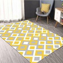 Neue Wohnzimmer Sofa Couchtisch Teppich / Schlafzimmer Nacht Decke / Studie Drehstuhl Matten können rutschfeste Teppich gewaschen werden ( größe : 80*120cm )