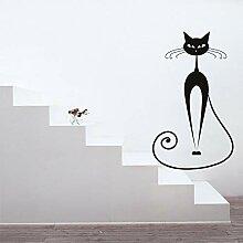 Neues Design Tier Wohnkultur Vinyl Aufkleber
