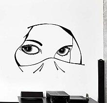 Neues Design Vinyl Aufkleber Aufkleber Augen