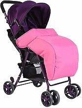 Neugeborene Baby Universal Fußsack Kinderwagen