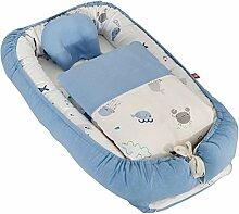 Neugeborenen Liege Kissen für Schlafzimmer/Reise