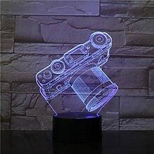 Neuheit 3D Lampe Kamera Illusion Led USB Lampe