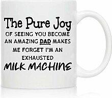 Neuheit Kaffee-Haferl für Ehemann von Frau -