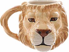 Neuheit Kaffeetasse, Keramik Tee Milch Tasse 3D