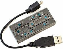 Neuheit!!! USB Elektrisches Feuerzeug mit