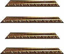 Neumann Bilderrahmen Barockrahmen 10942, ORO gold