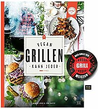 NeunZehn Verlag Vegan Grillen kann jeder