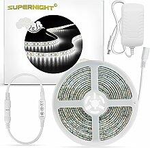 Neutralweiß LED Lichterkette SUPERNIGHT LED