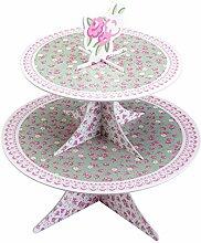 Neviti Frills and Spills Cupcake-Etagere