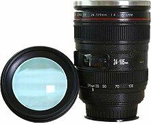 New 400ML Kamera-Objektiv-Kaffeetasse