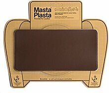 New Colour! Mid-Brown MastaPlasta Self-Adhesive Leather Repair Patches. Choose size/design. First-aid for sofas, car seats, handbags, jackets etc. (MID-BROWN SUPER-PLAIN 20cmx10cm)