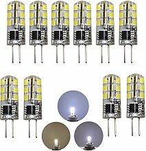 NEW DESIGN 3 FARBMODUS 220V G4 LED Lampen 24 x
