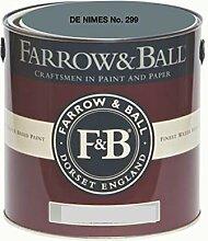 NEW Farrow & Ball Estate Emulsion 2,5 Liter - DE