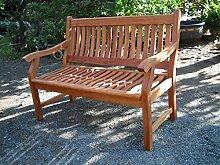NEW JERSEY Gartenbank 3-Sitzer Eukalyptus FSC® 100%