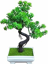 New Künstliche pflanzen,Japanischer Pinien Mit