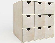 New Swedish Design Schubladenkommode IKEA Kallax