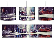 New York Times Square inkl. Lampenfassung E27,