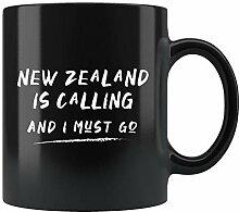 New Zealand Gift, New Zealand Mug, NZ Mug, NZ